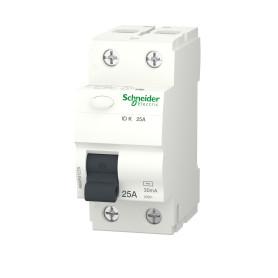 УЗО Schneider Electric Acti9, 2 полюса 25 А, 30 мА, тип АС