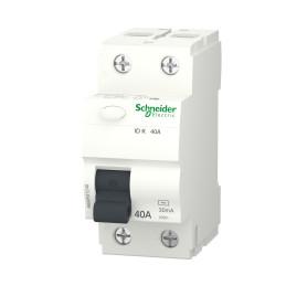 УЗО Schneider Electric Acti9, 2 полюса 40 А, 30 мА, тип АС