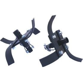 Комплект фрез для мотокультиватора Sterwins Model 1 и МКМ-МИНИ