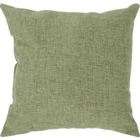 Подушка Looks 40х40 см цвет зелёный