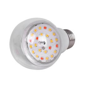 Фитолампа светодиодная Е27 220 В 10 Вт, нейтральный белый свет