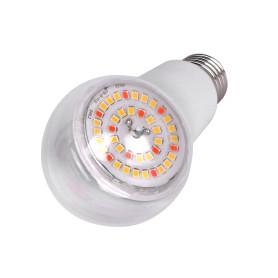 Фитолампа светодиодная Е27 220 В 15 Вт, нейтральный белый свет