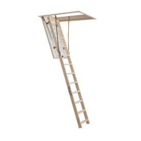 Лестница чердачная Hobby 26 2.8 м 120x60 см