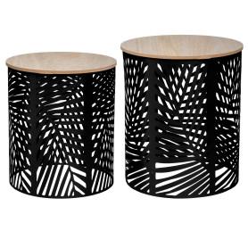 Набор столиков кофейных Atmosphera 157205A, 39 см, 2 шт.