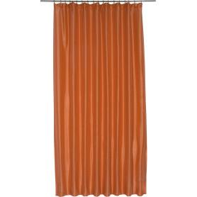 Штора на ленте «Нью Силка», 200х280 см, цвет оранжевый