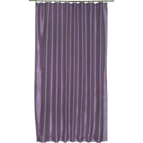 Штора на ленте Inspire «Нью Силка», 200х280 см, цвет фиолетовый