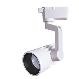 Трековый светильник светодиодный Arte Lamp Wales A1613PL-1WH 4000K 13W цвет белый