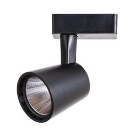 Трековый светильник светодиодный Arte Lamp Vigile A1620PL-1BK 4000K 15W цвет черный