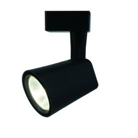 Спот поворотный светодиодный Arte Lamp Amico A1811PL-1BK теплый свет цвет черный