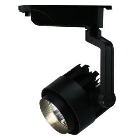 Трековый светильник светодиодный Arte Lamp Vigile A1620PL-1BK 4000K 20W цвет черный