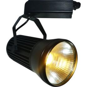Трековый светильник светодиодный Arte Lamp Ricordo A6330PL-1BK 4000K 30W цвет черный