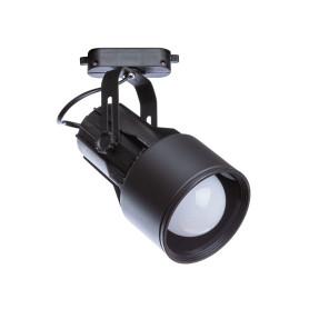 Трековый светильник Arte Lamp Lyra A6252PL-1BK E27 60W цвет черный