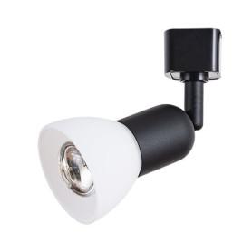 Трековый светильник Arte Lamp Gala A3156PL-1BK E14 40W цвет черный