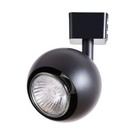 Трековый светильник Arte Lamp Brad A6253PL-1BK GU10 35W цвет черный