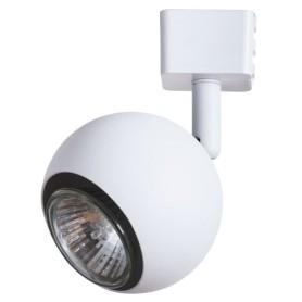 Трековый светильник Arte Lamp Brad A6253PL-1WH GU10 35W цвет белый