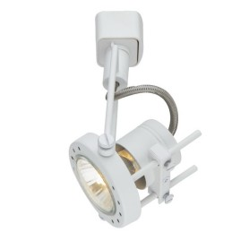 Трековый светильник Arte Lamp Costruttore A4300PL-1WH GU10 50W цвет белый