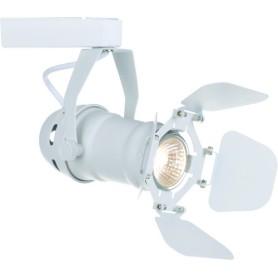 Трековый светильник Arte Lamp Petalo A5319PL-1WH GU10 50W цвет белый