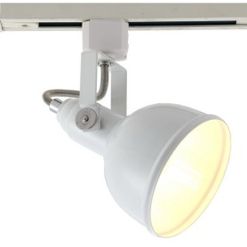 Трековый светильник Arte Lamp Martin A5213PL-1WH E14 40W цвет белый