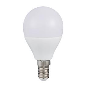 Лампа светодиодная Lexman E14 8 Вт 806 Лм свет тёплый
