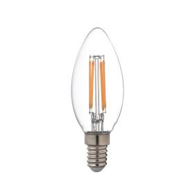 Лампа светодиодная Lexman E14 4,5 Вт 470 Лм 2700 K свет тёплый белый