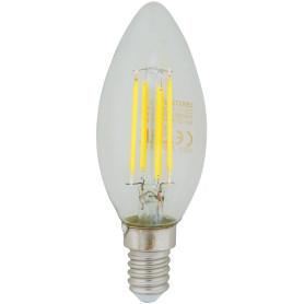 Лампа светодиодная Lexman E14 4,5 Вт 470 Лм 4000 K свет нейтральный