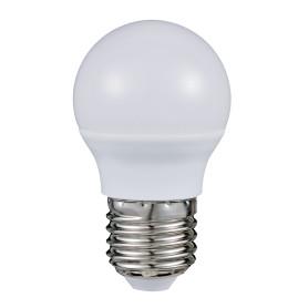 Лампа светодиодная Lexman E27 5 Вт 470 Лм 2700 K свет тёплый белый