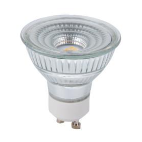 Лампа светодиодная Lexman GU10 5 Вт 460 Лм 2700 K свет тёплый белый