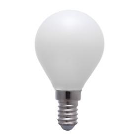 Лампа светодиодная Lexman E14 4,5 Вт 470 Лм 2700 K свет тёплый белый, матовая колба