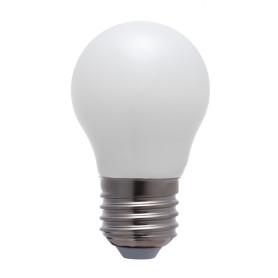 Лампа светодиодная Lexman E27 4,5 Вт 470 Лм 4000 K свет нейтральный, матовая колба
