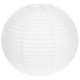 Абажур «Goa» диаметр 40 см, цвет белый