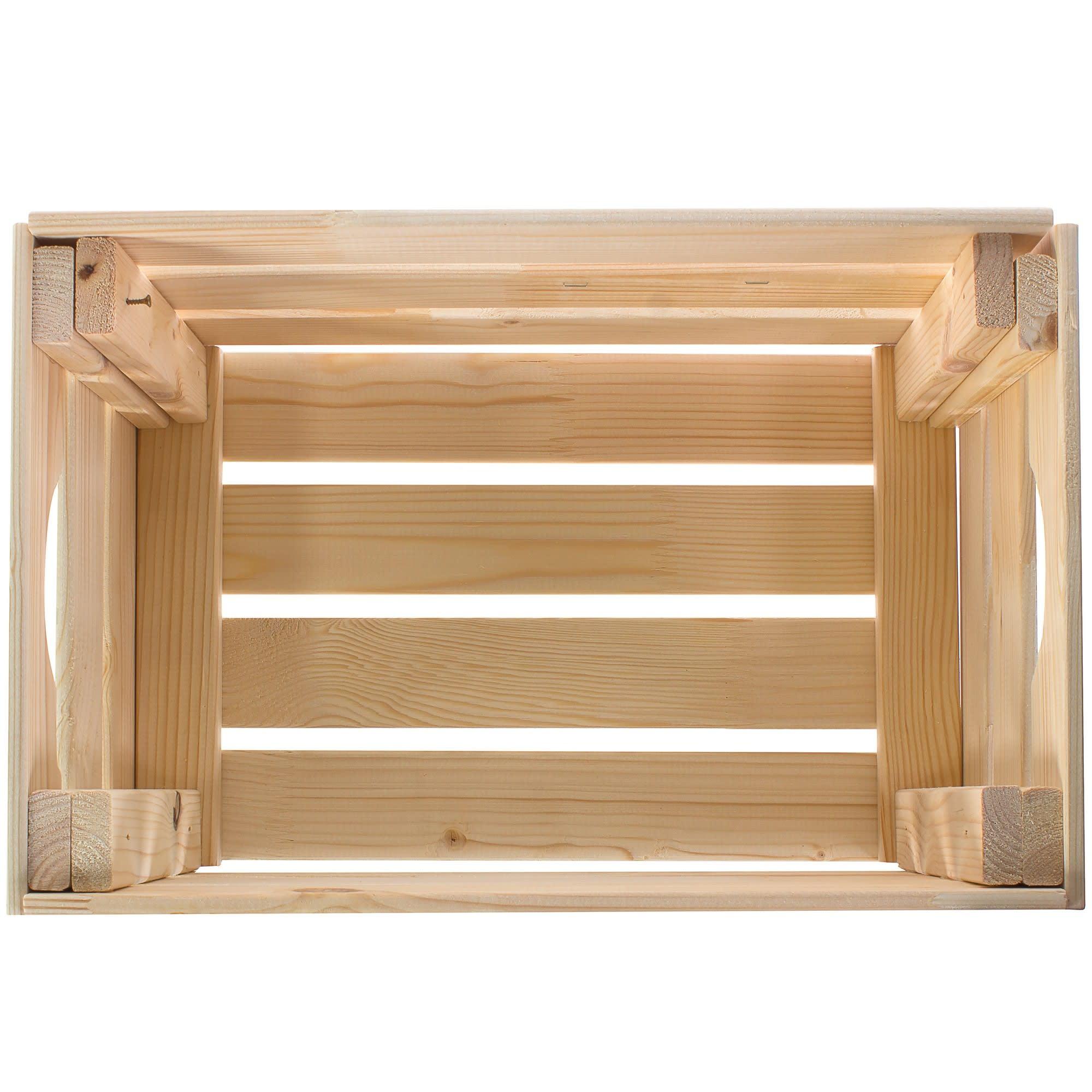 b6f3d7a8a0c7a Ящик деревянный 45.8x30x24.1 см в Москве – купить по низкой цене в ...