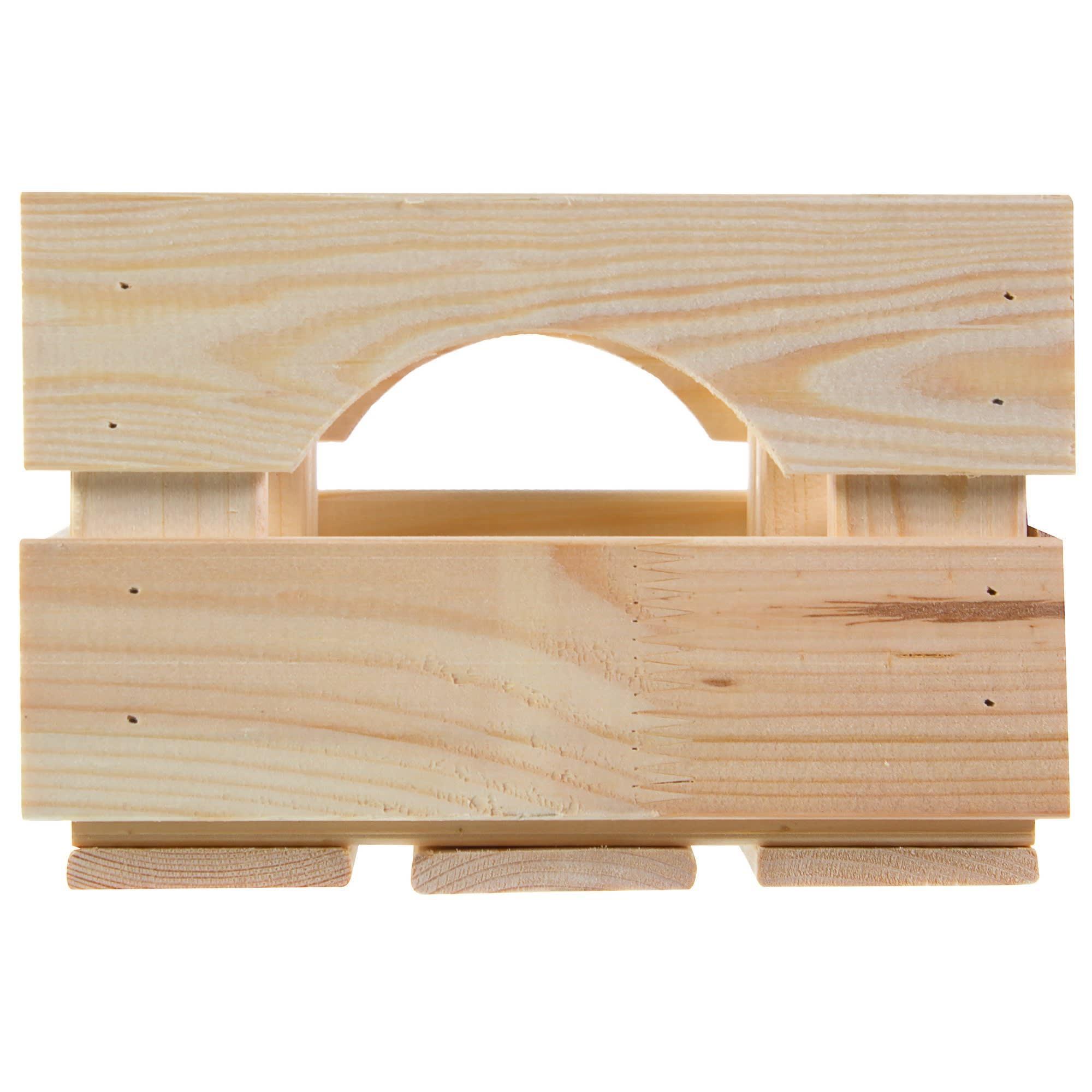 55f9aad2289b7 Ящик деревянный 31x23x15.4 см в Москве – купить по низкой цене в ...