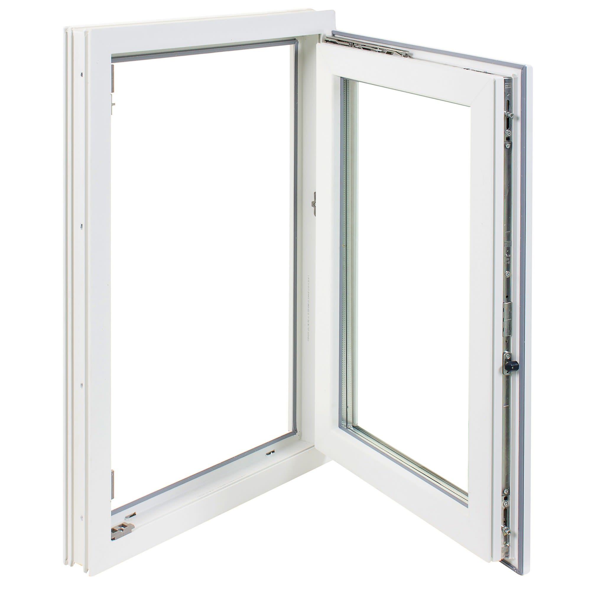 окна пвх леруа