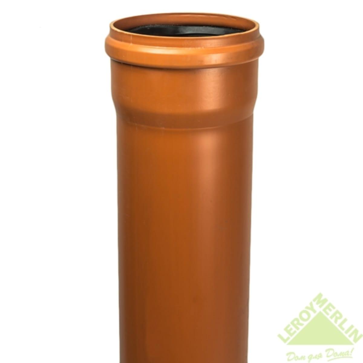 Труба канализационная наружная SN4 160х3000 мм
