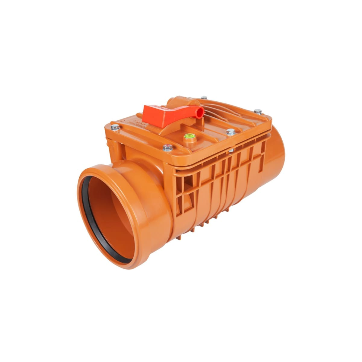 Клапан обратный наружный 160 мм