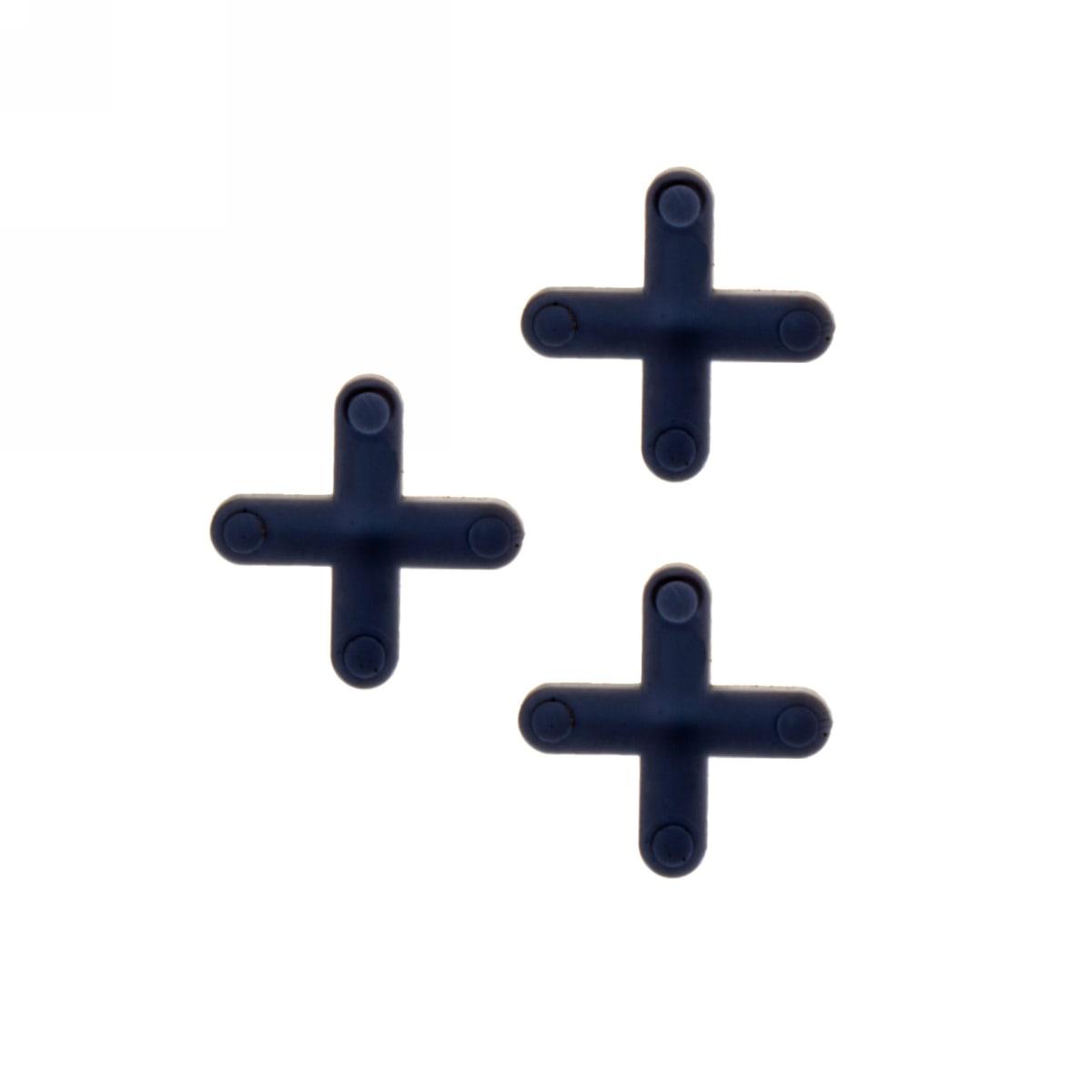 Крестики для кафельной плитки, 5 мм, 60 шт.