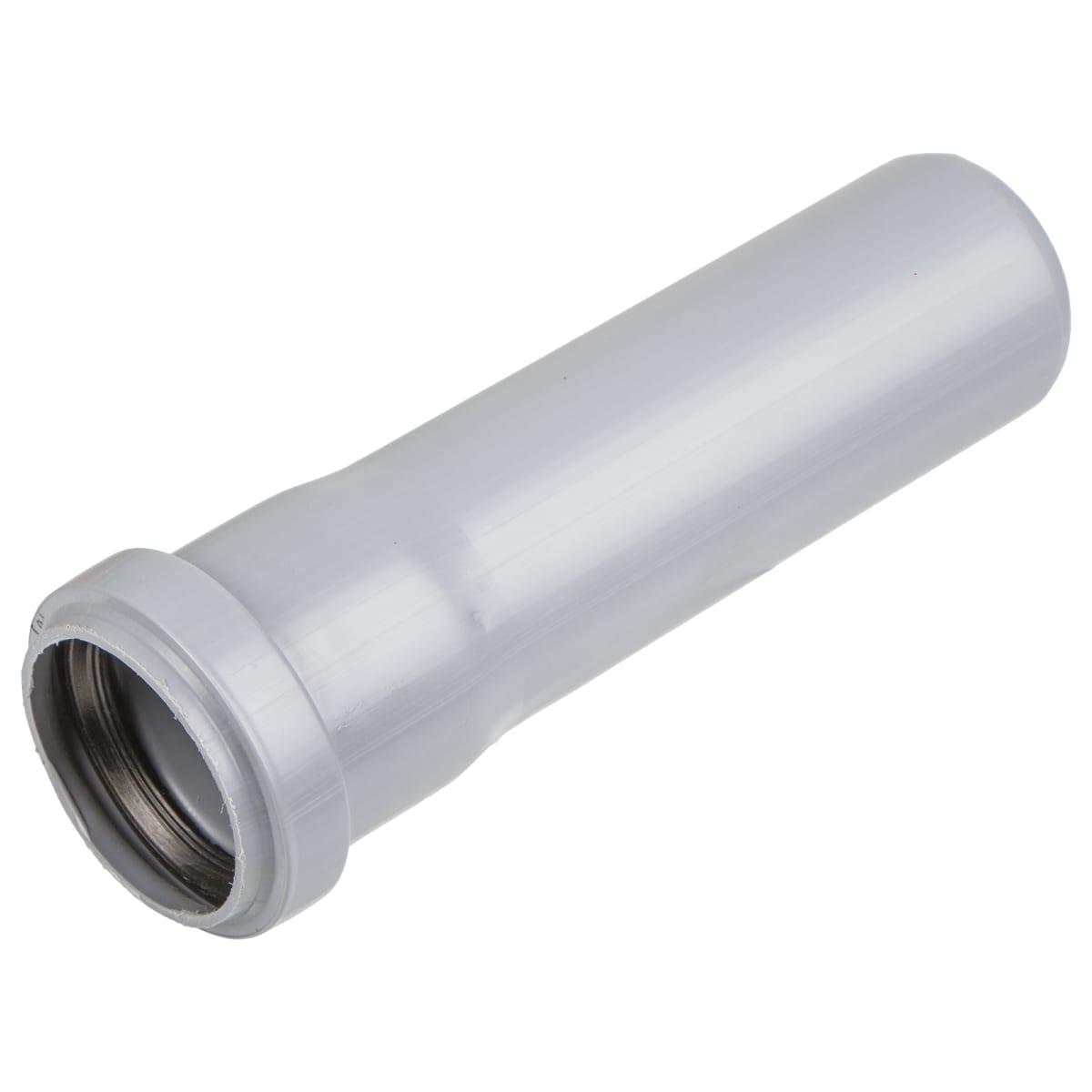 Труба канализационная ГОСТ Ø 50х1.8 мм L 0.15м полипропилен
