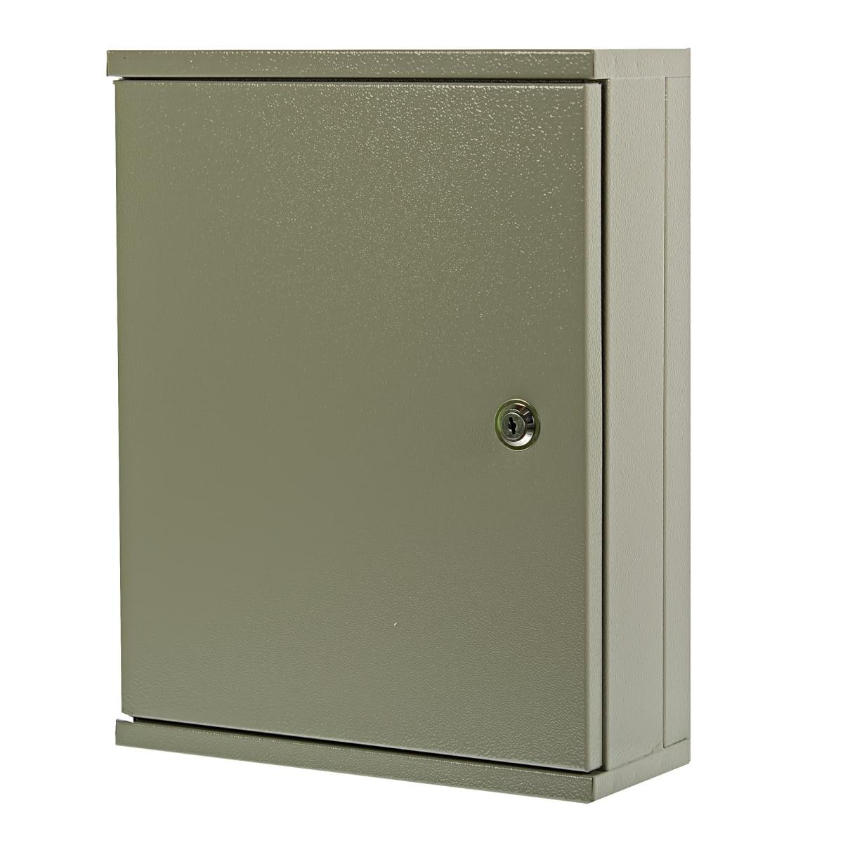 Ящик офисный с DIN-рейкой Мэк 395x310x120 мм, металлический