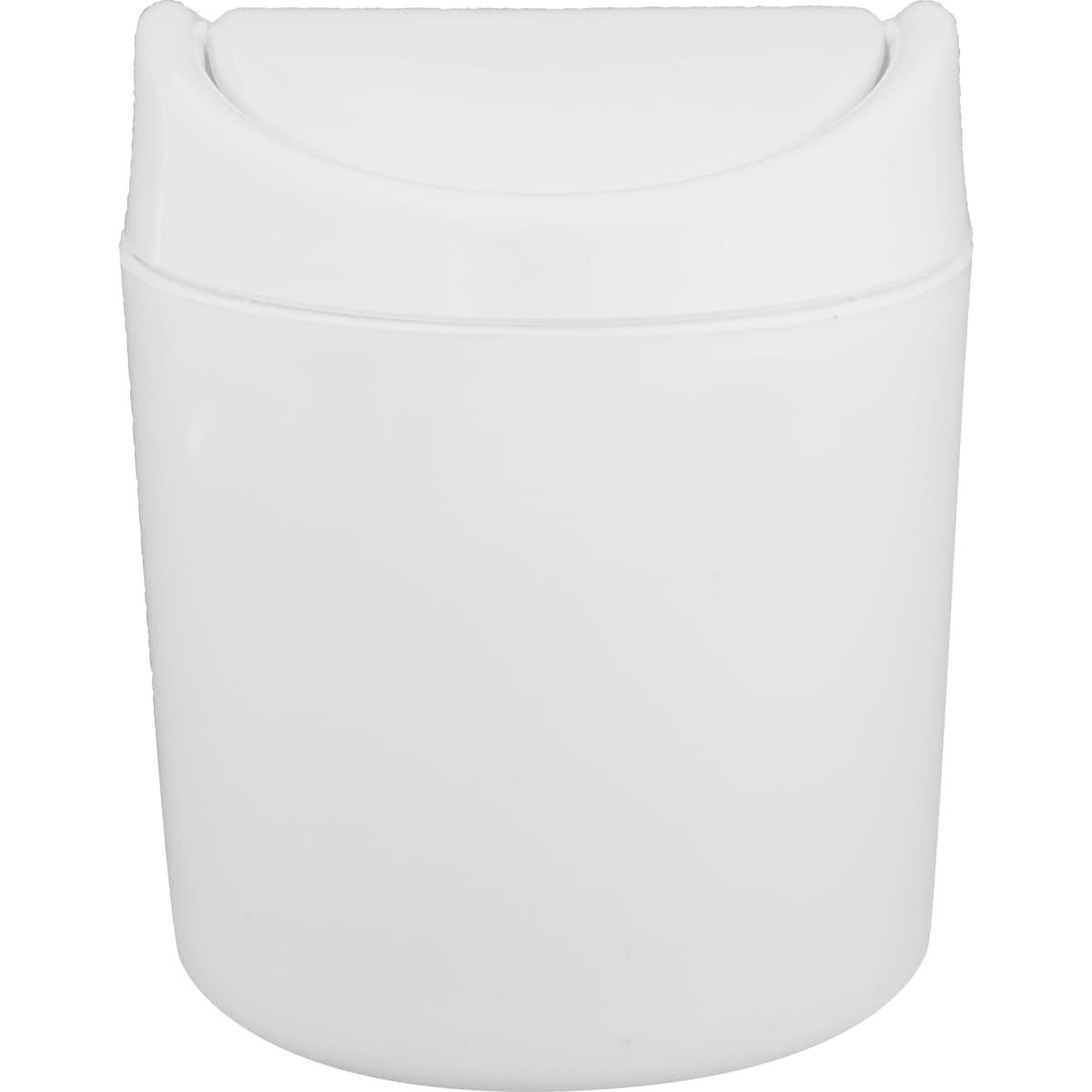 Бак для мусора Бален 0.75 л цвет бежевый