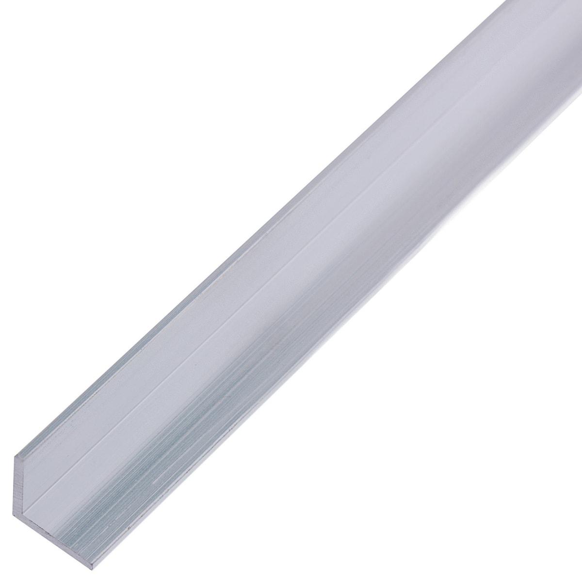 Профиль алюминиевый угловой 10х10х1.2x1000 мм
