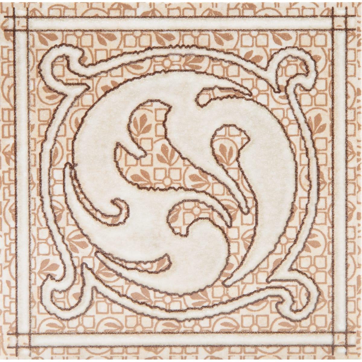 Декор «Раполано» 10х10 см