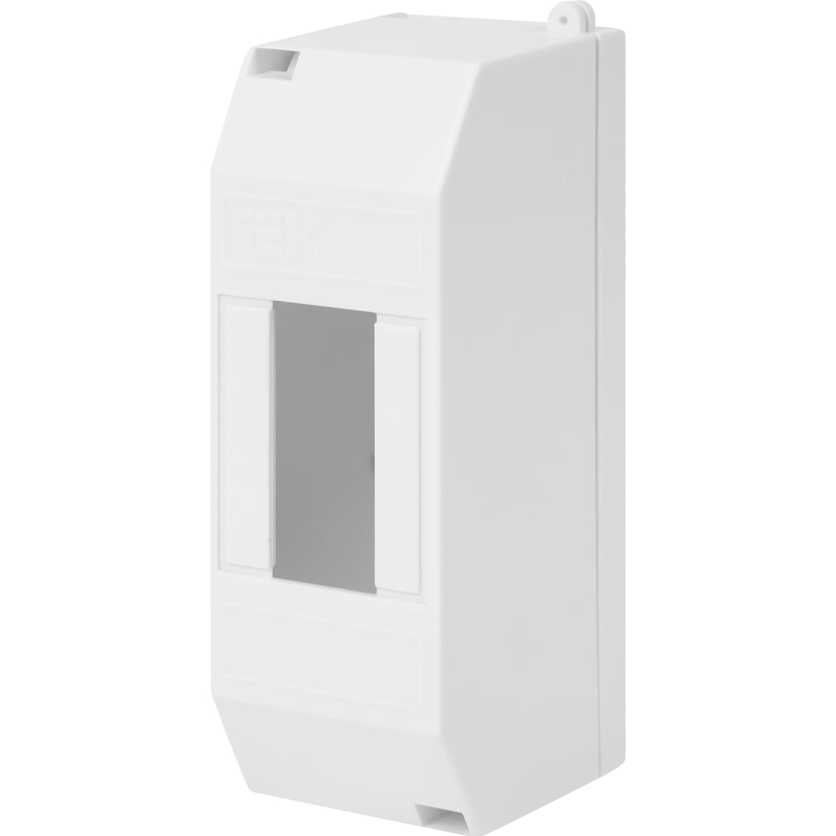 Бокс пластиковый IEK КМПн 1/2 на 2 модуля
