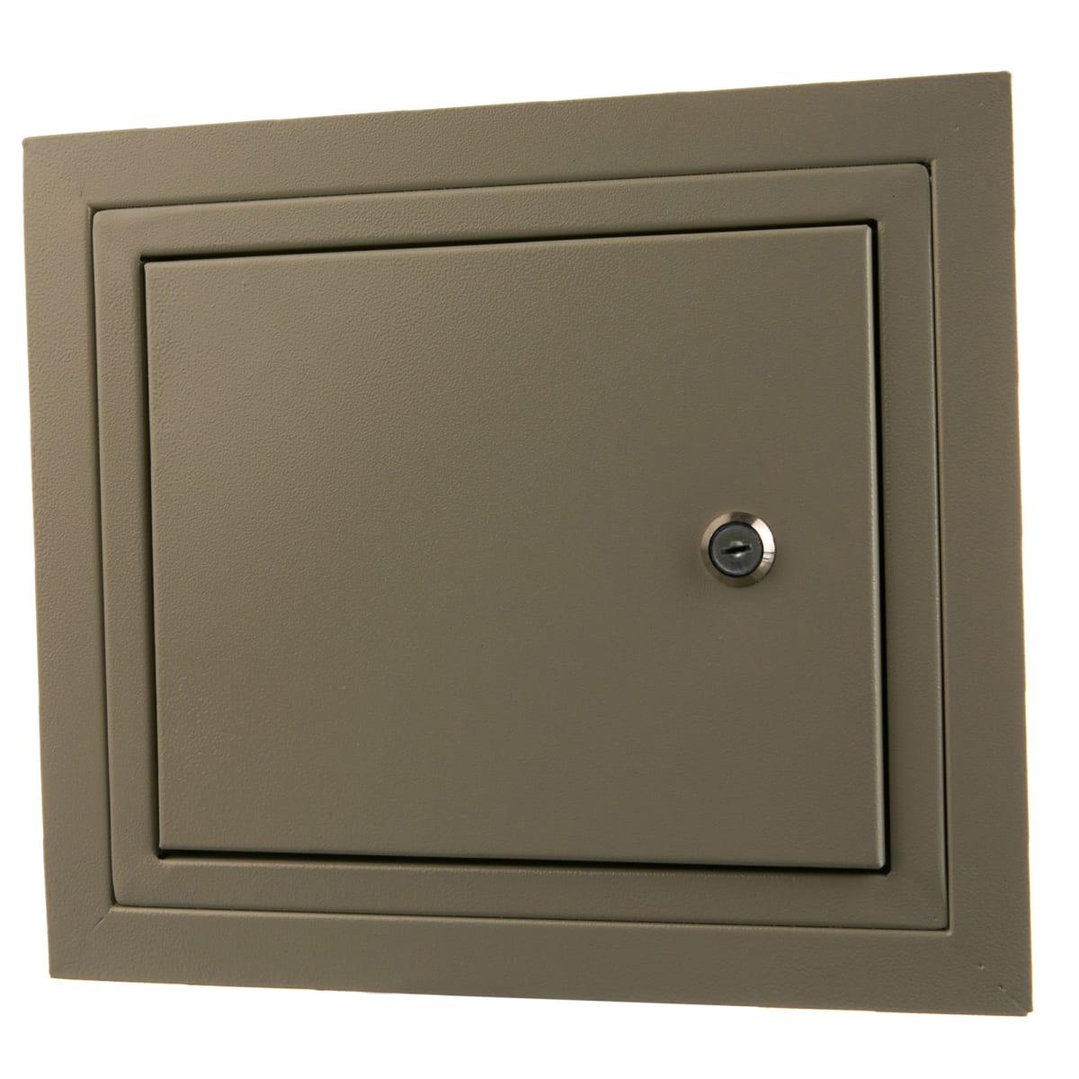 Щит металлический МЭК ЩРв-9, 275х320х120