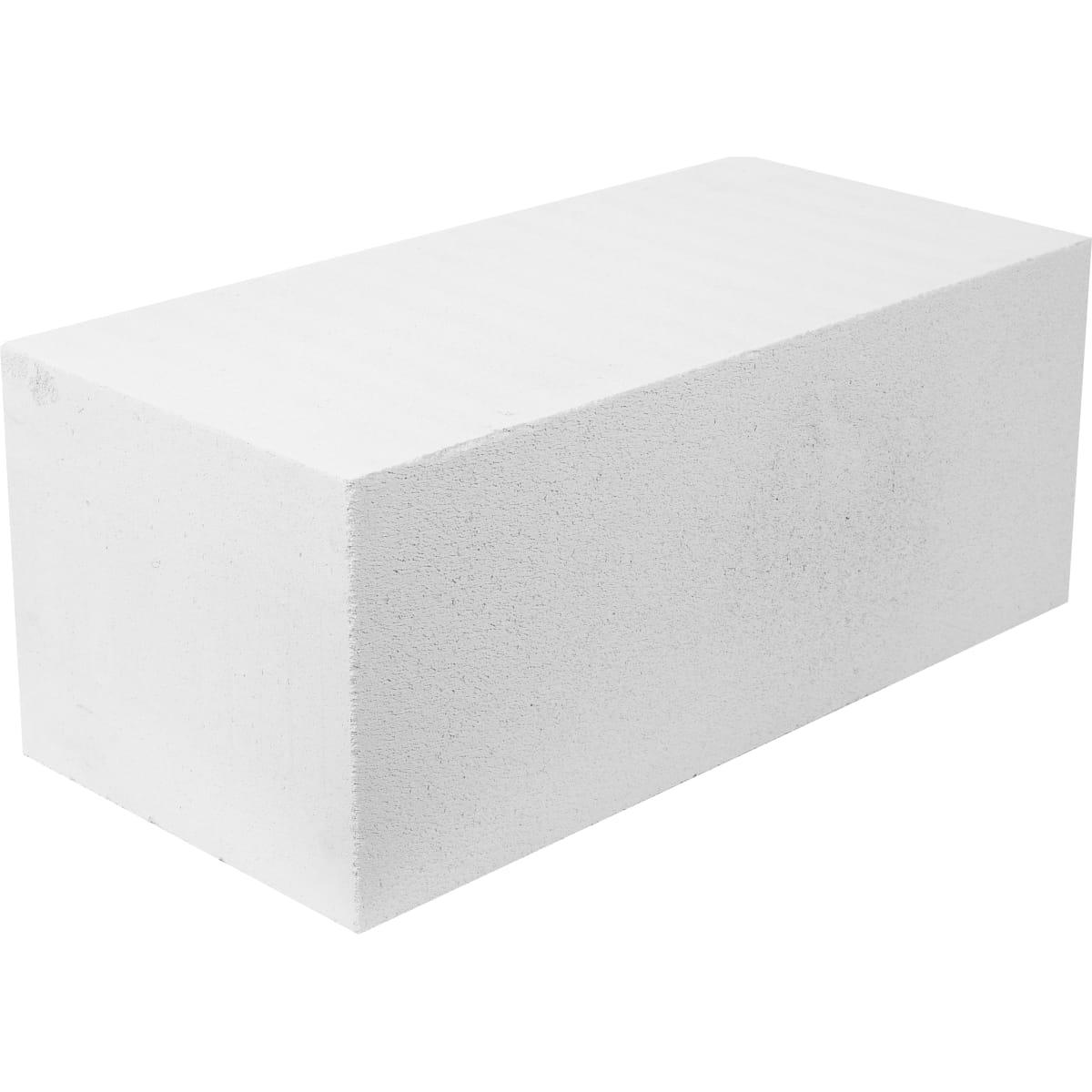 Блок газобетонный Ytong D500 625х250х300 мм
