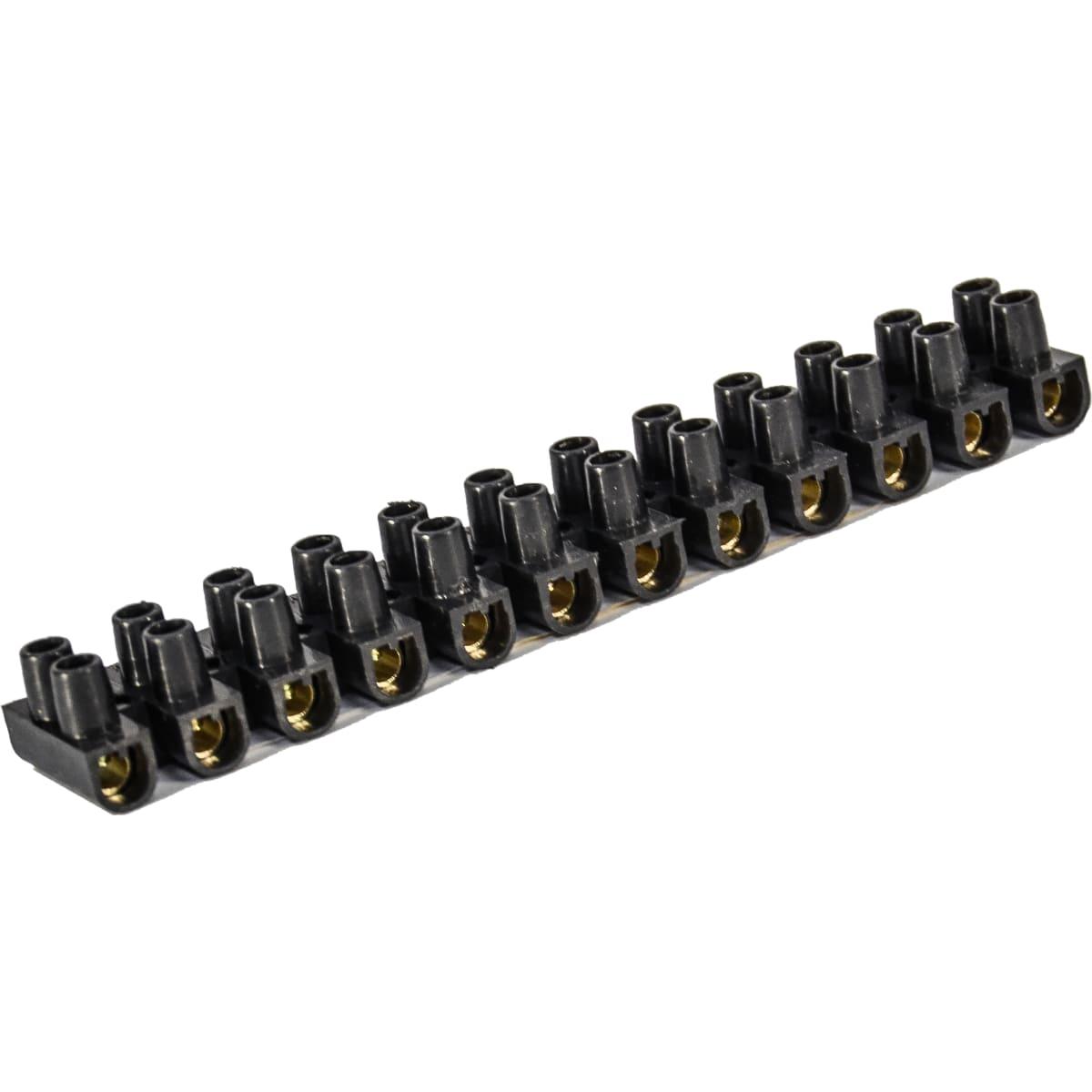Зажим винтовой IEK ЗВИ 2.5-6 мм2