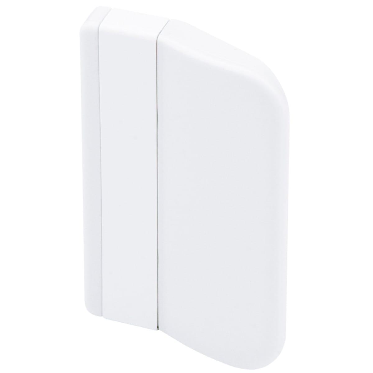 Ручка балконная пластиковая, цвет белый