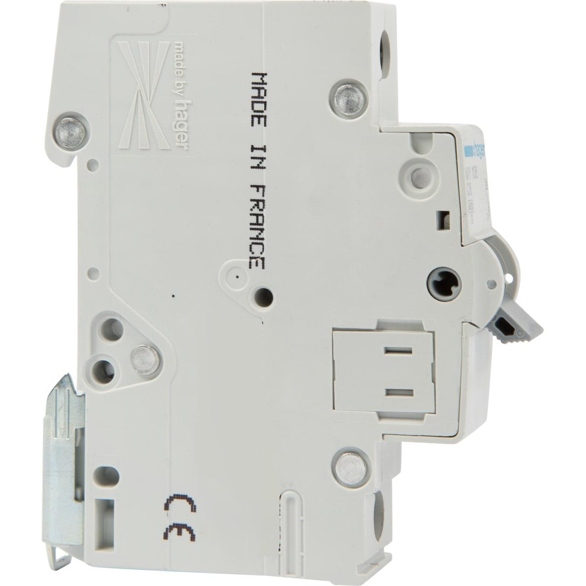 выключатель автоматический Hager 1 полюс 6 A в москве