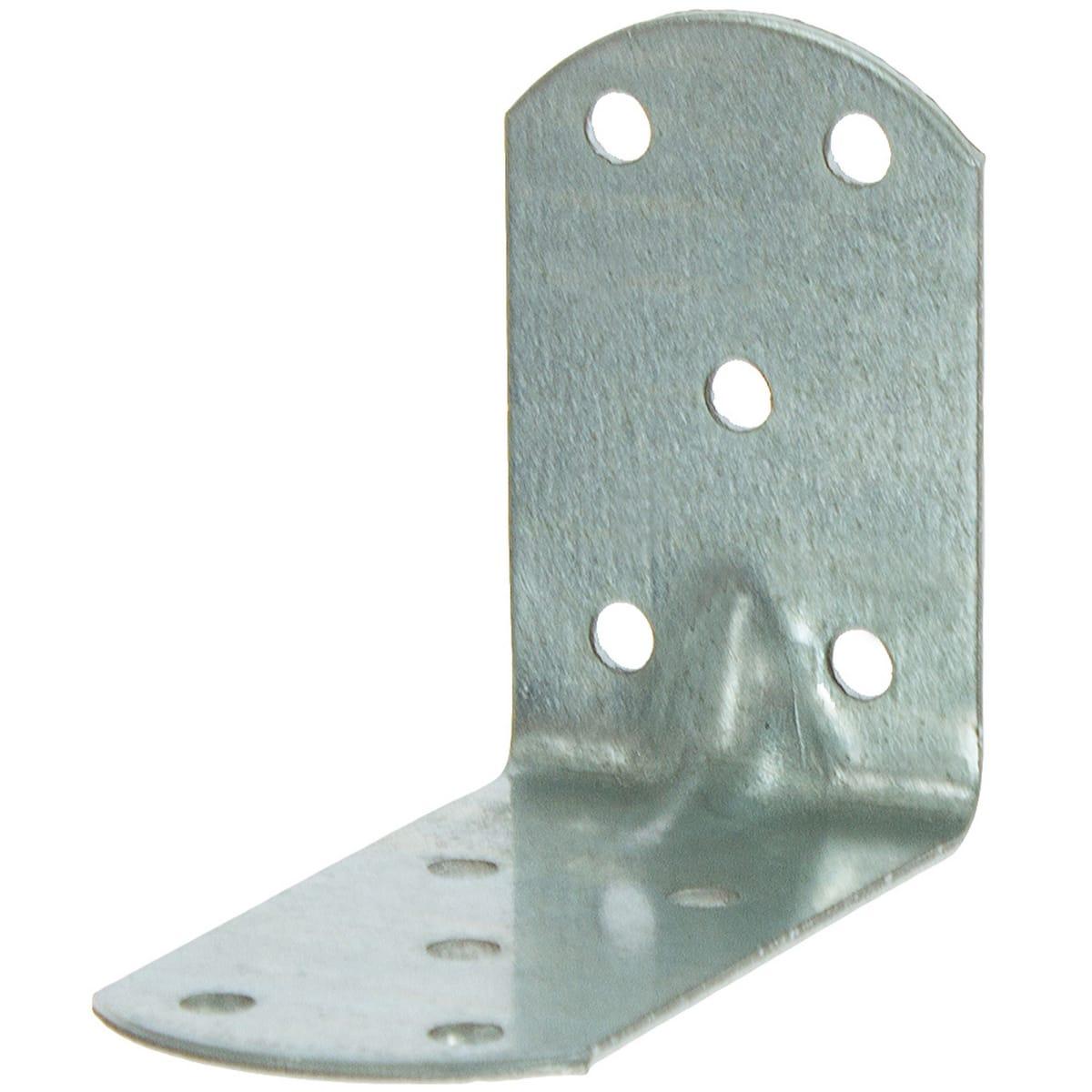 Уголок крепежный 60х40х80х2 мм