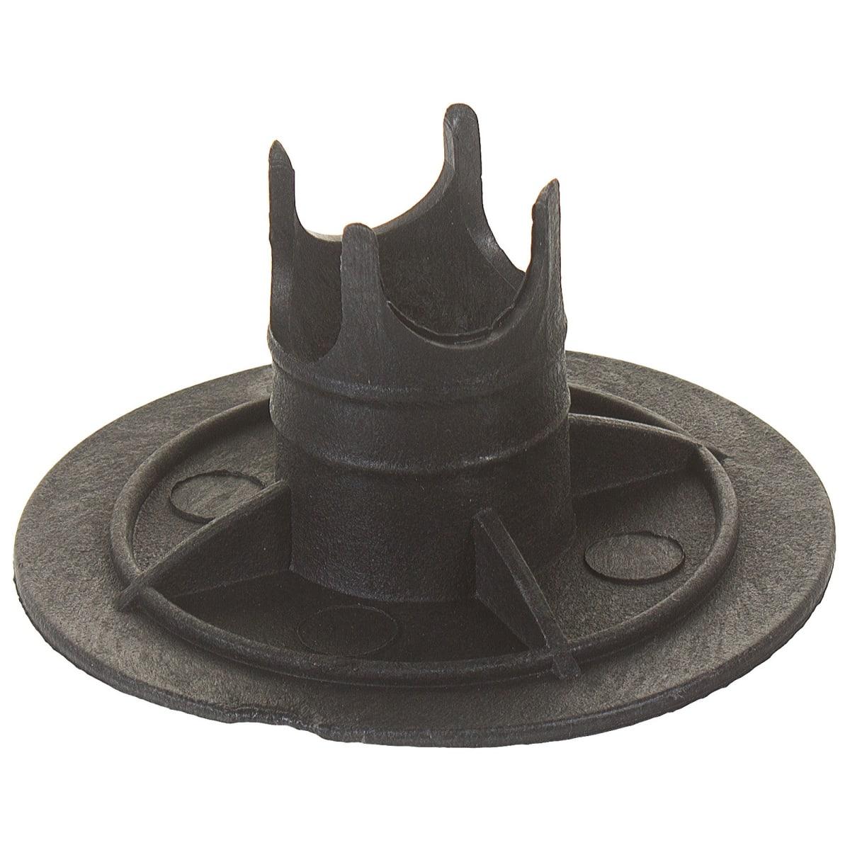 Фиксатор для арматуры в грунт, 90х60 мм, пластмасса, 5 шт.
