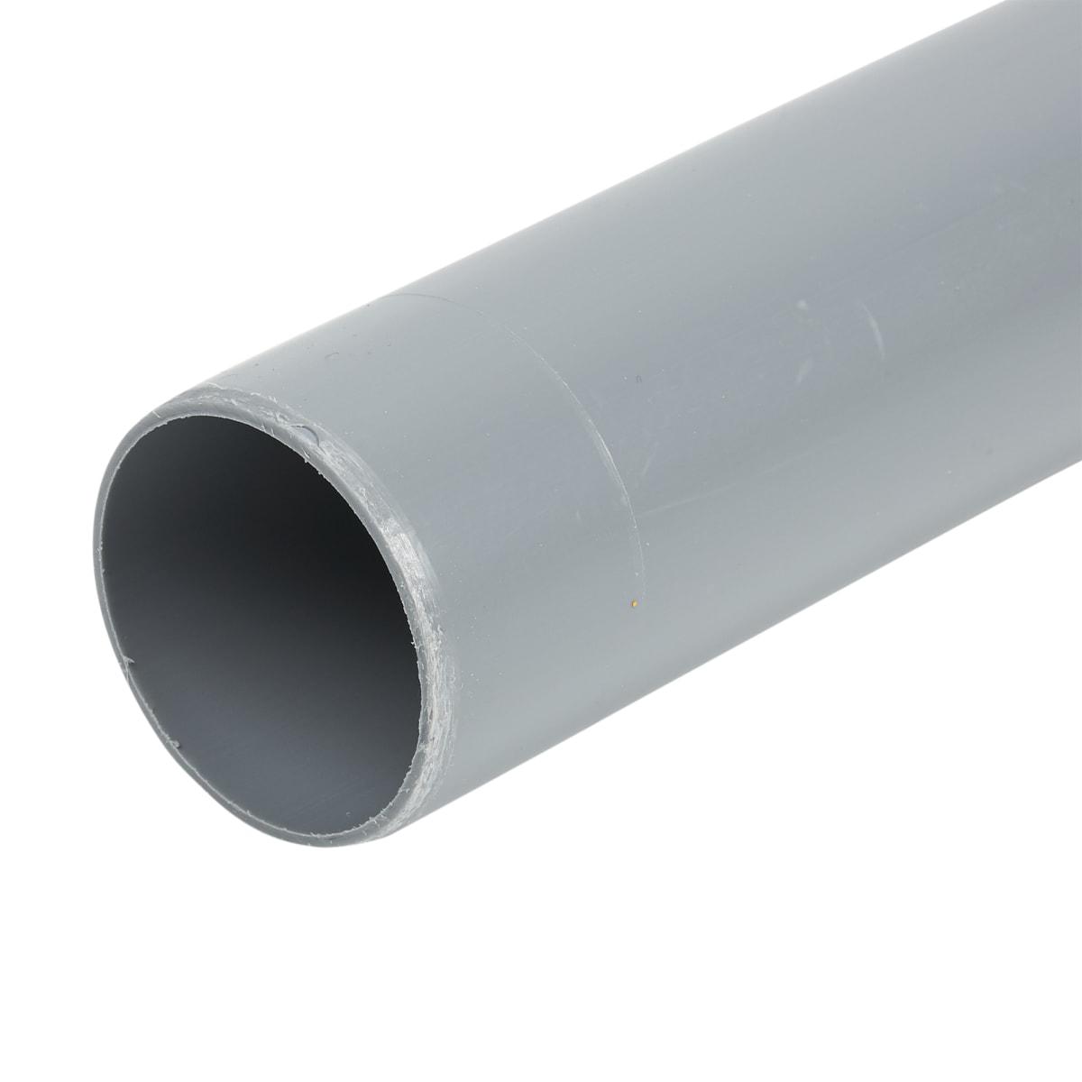 Труба канализационная Ø 50x1.5 мм L 0.5м полипропилен